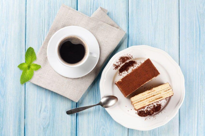 Les gâteaux au café : simples, rapides et sans œufs