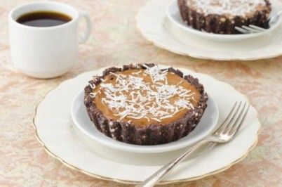 cheese cake al caffè