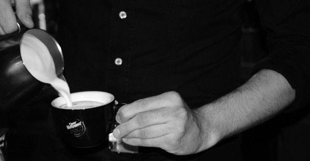 barista caffè vergnano