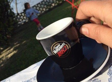 Il caffè del mattino con le mamme