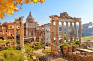 Caffetterie storiche di Roma