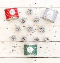 DIY: Alberi decorativi per Natale