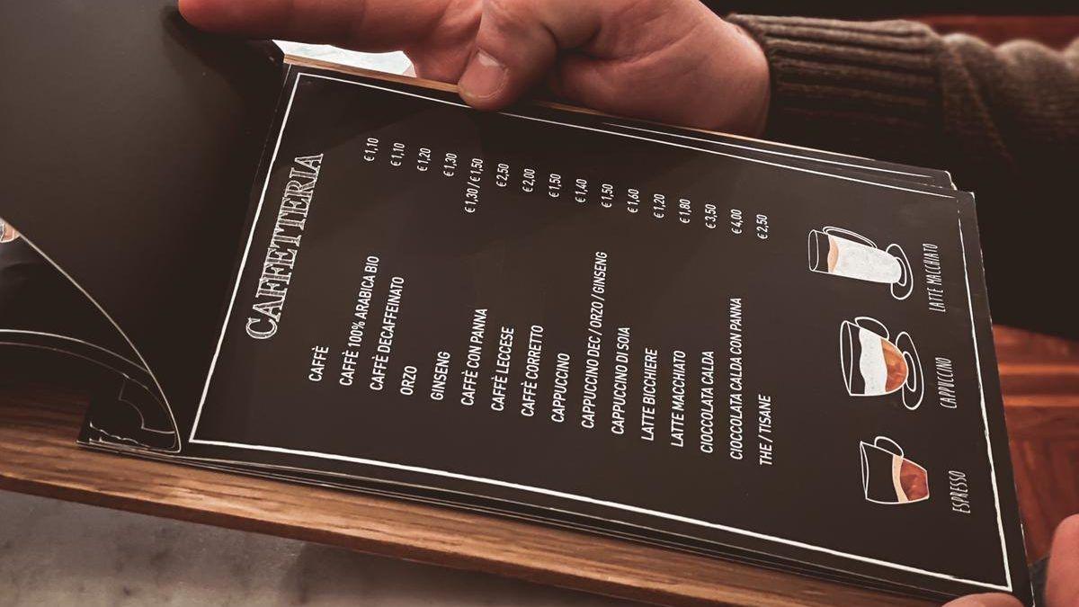 Cosa Organizzare In Un Bar la guida per scrivere un menu per bar