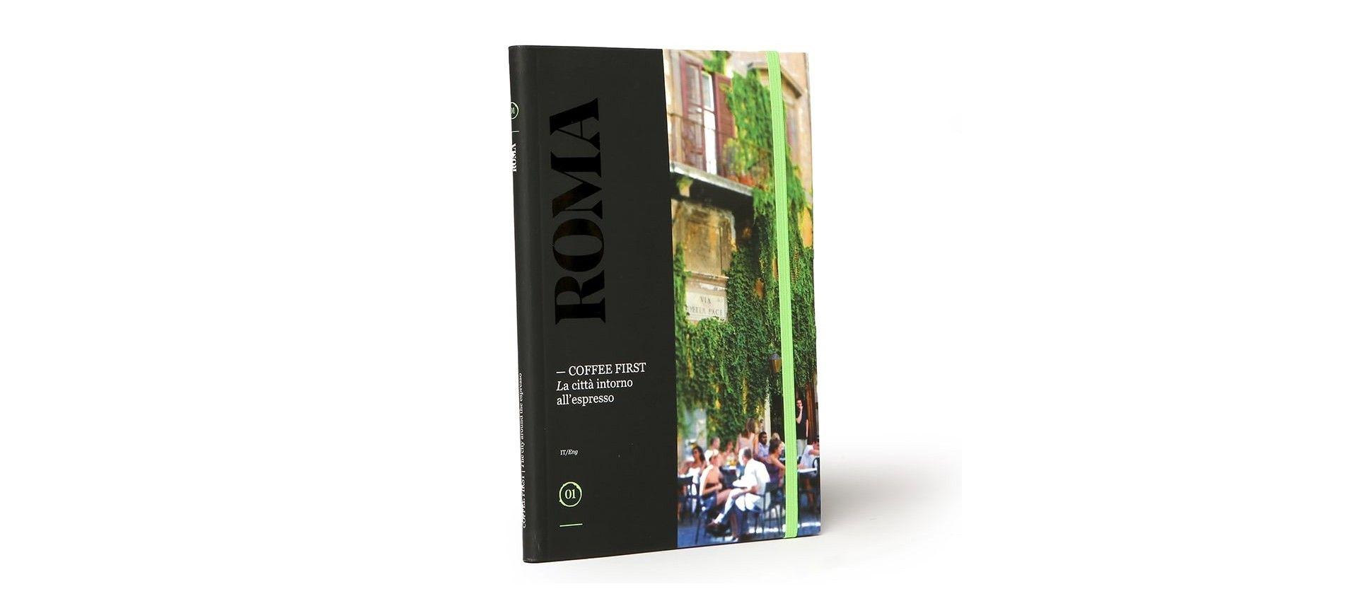 guida turistica roma coffee first