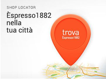 Caffè Vergnano Coffee Shop Locator